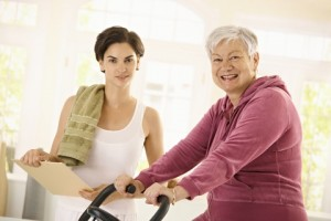 http://www.dreamstime.com/royalty-free-stock-image-healthy-elderly-woman-exercise-bike-image18216276